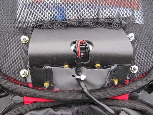 Navi Im Tankrucksack integriert - 4