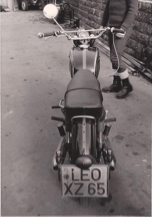 1970-Jawa California 250