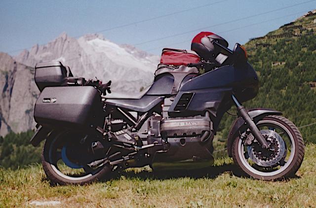 BMW K100RS - 3