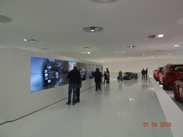 Porsche-Museum 01.04.16