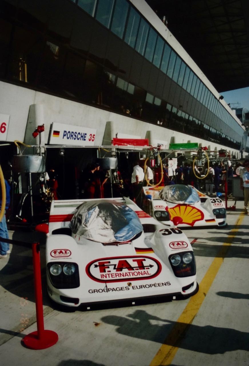Le Mans 1994 - Mireval-Vortests – Version 2